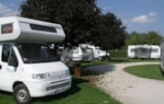 Pitch - Camper Stop: pitch + electricity - Camping Terme Ptuj