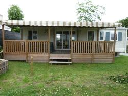Mobilhome Atlantique 3 bedrooms