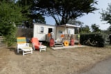 Rental - Mobile Home 21M² Or 23 M2 - Village du Conguel