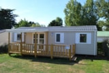Rental - Mobile Home Tribu Confort 3 Bedrooms - Village du Conguel