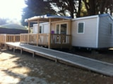 Rental - Mobilhome Adapted To The People With Reduced Mobility - Village du Conguel