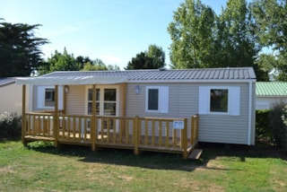 Mobile Home Confort Tribu Xxl 4 Bedrooms