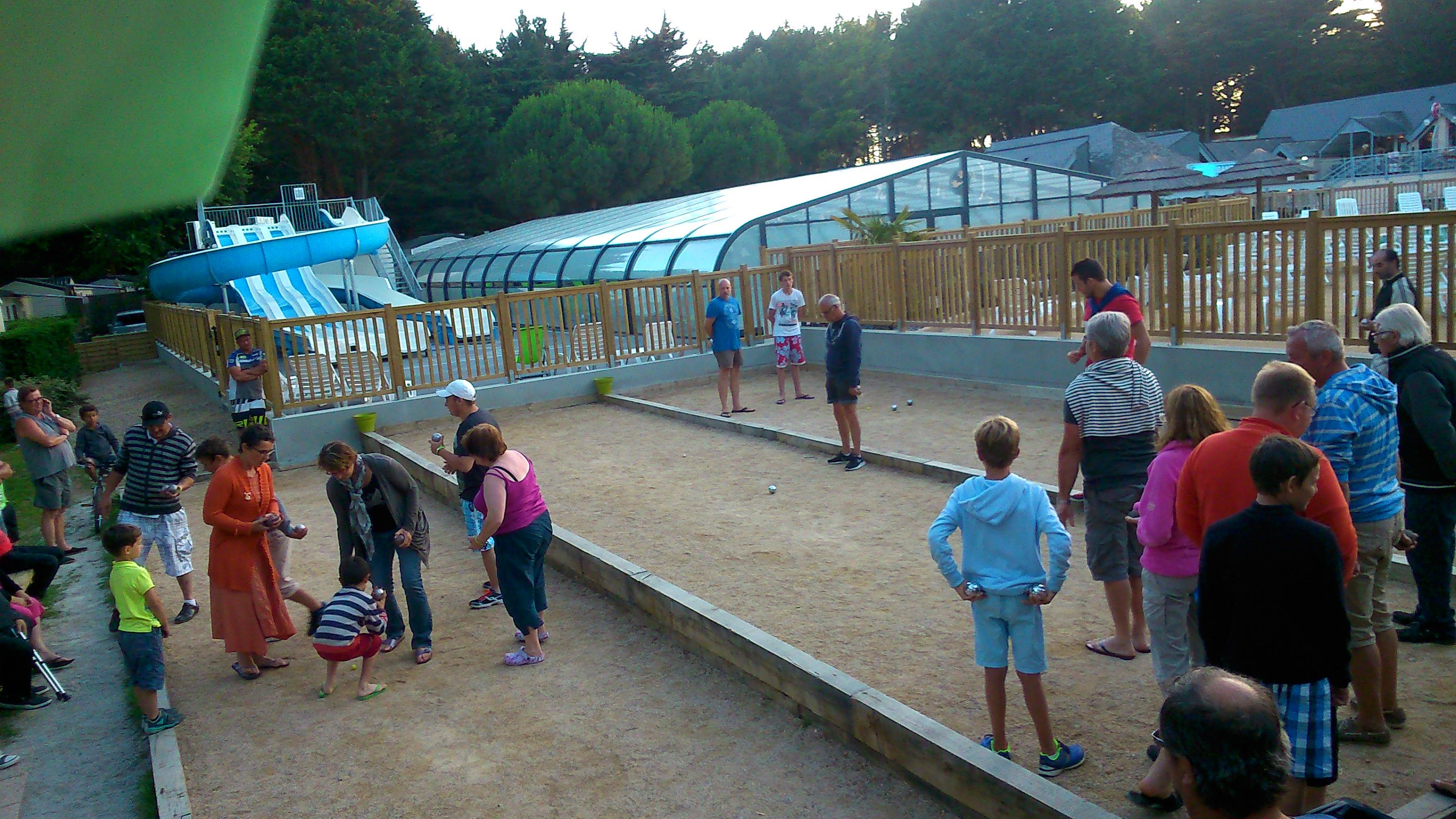 Sport activities Village du Conguel - QUIBERON Cedex
