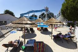 Mare, piscina Camping Les Menhirs - CARNAC