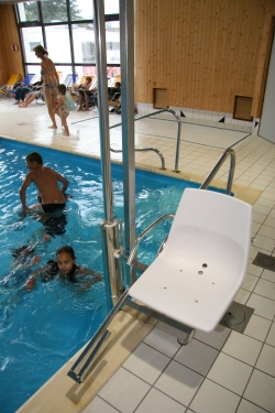 Wheelchair friendly Homair - Camping Les Menhirs - Carnac