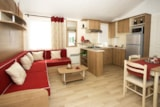 Rental - Mobilhome PLAISIR LUXE - Camping Moulin de Kermaux