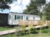 Rental - Mobilhome Andaro adapted to the people with reduced mobility - Camping Moulin de Kermaux