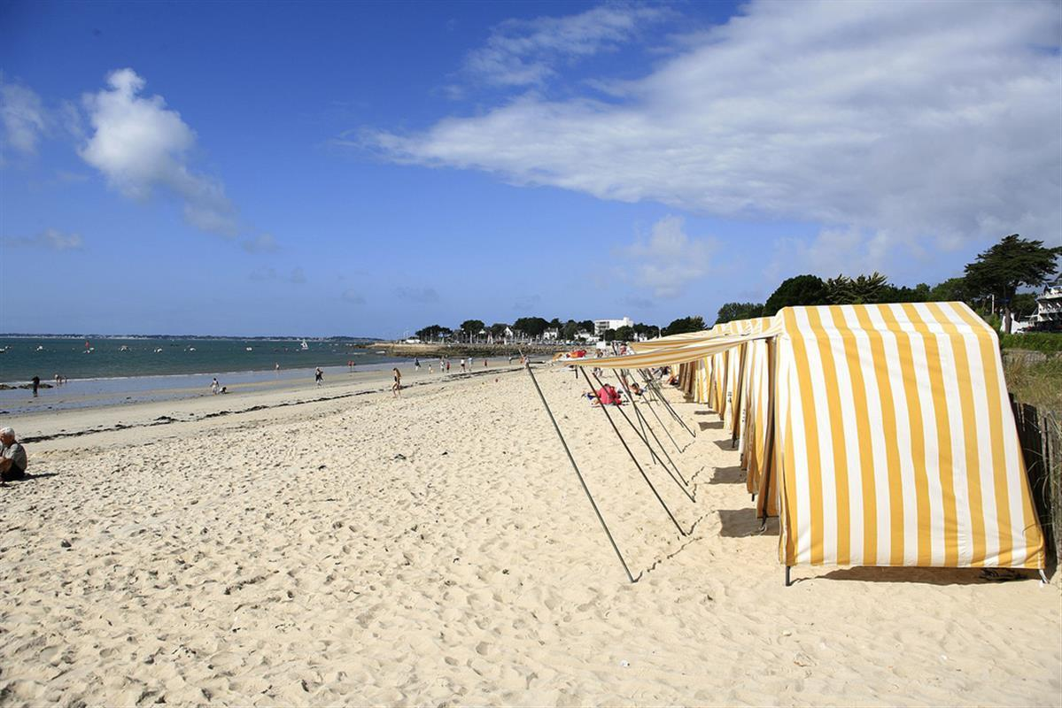 Beaches Camping Moulin de Kermaux - Carnac