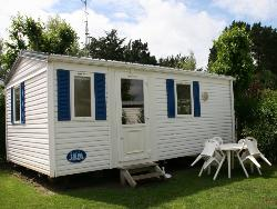 Mobile Home Classic 4 without terrace (arrival on Saturday)