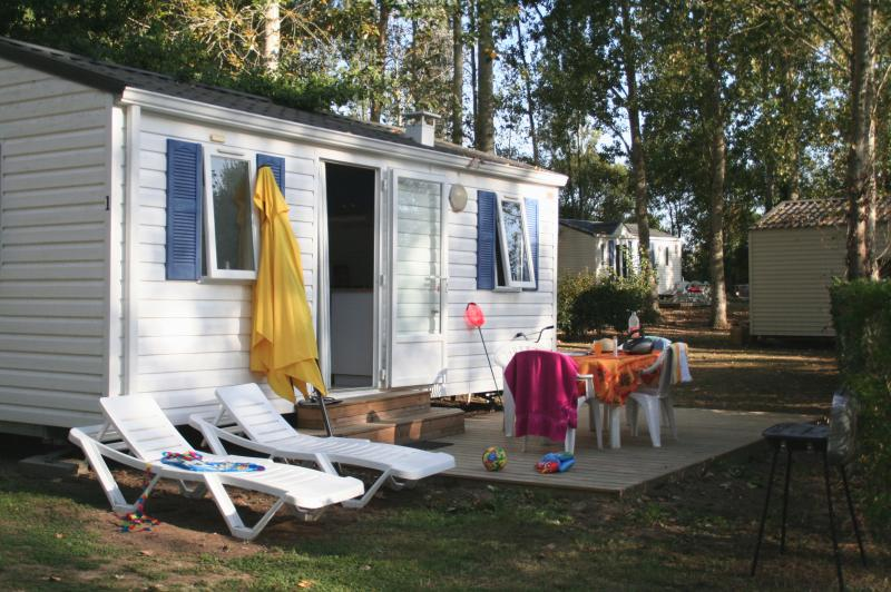 Alloggi - Cottage Eco 23M² (2 Camere) - Camping DOMAINE D'INLY