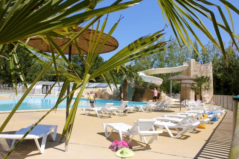 Mare, piscina Camping DOMAINE D'INLY - PENESTIN