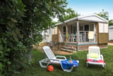 Rental - Cottage Le Patio *** 2 bedrooms 4/6pers. - YELLOH! VILLAGE - PORT DE PLAISANCE