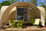 Rental - Tent Coco sweet** 2 bedrooms - YELLOH! VILLAGE - PORT DE PLAISANCE