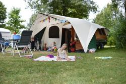 Emplacement Camping Confort