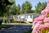 Rental - Mobile home 2 bedrooms - 1 bathroom -terrace -TV (French channels) - Wheelchair friendly - Castel Château de Galinée