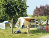 Pitch - Campingpitch including 2 people, electricity and car - RCN Port L'Epine