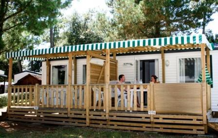 Rental - Mobilhome Moon Duo 16M² - Capfun - Le Grand Large