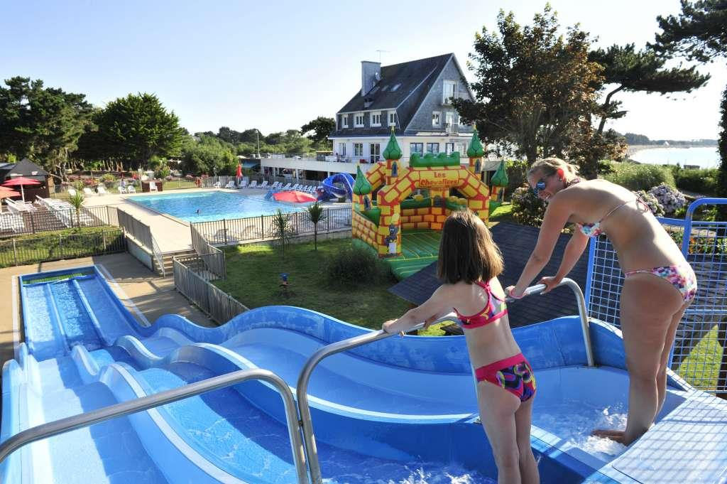 Capfun Camping Grand Large, Fouesnant, Finistère