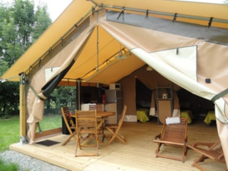 Ecolodge Tent 30 m2