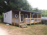 Rental - Mobile-home waikiki 3 - 3 bedrooms - Camping Le Ty Nadan