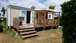 Lodge- Rapidhome-3 Zimmer- +/- 34m²/ 6 Personen