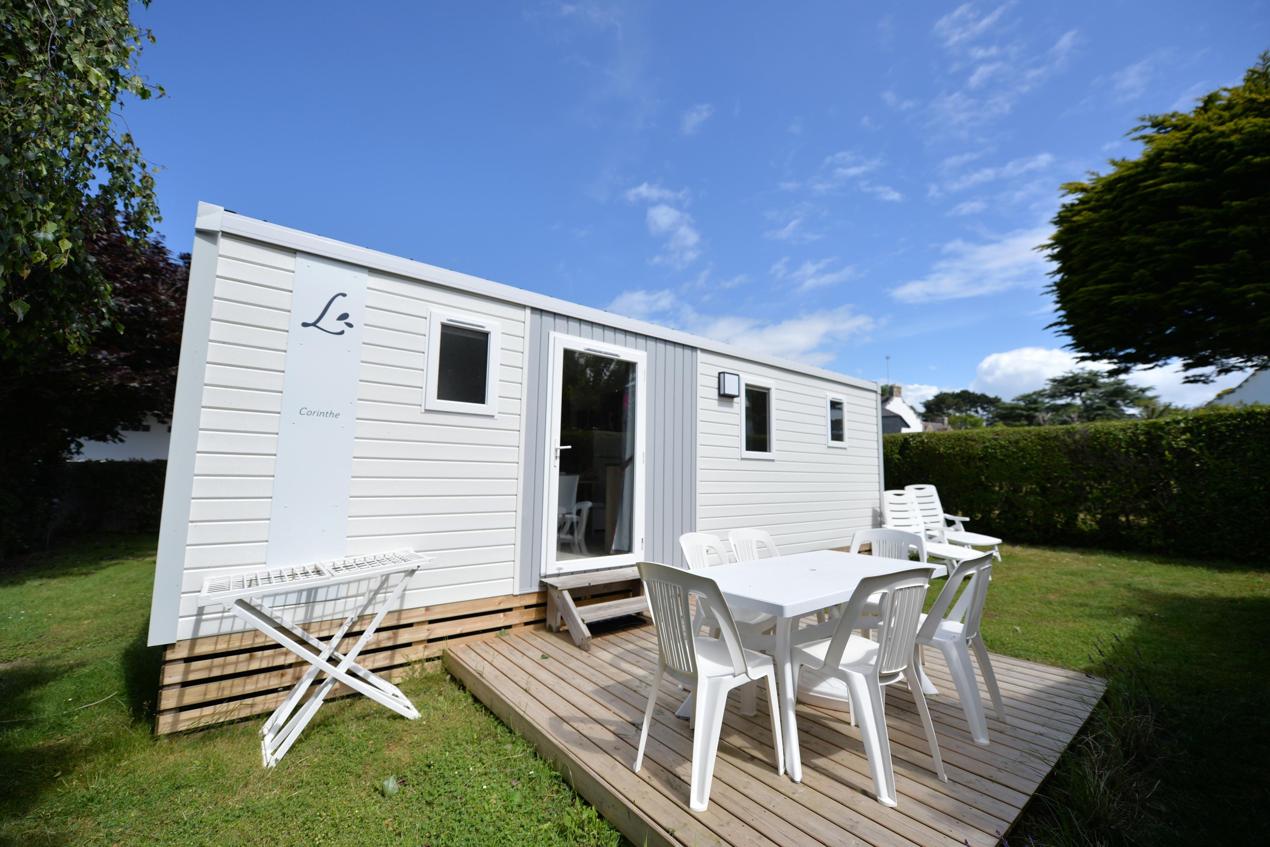 Mobile-home Familial + Terrace - 2 bedrooms