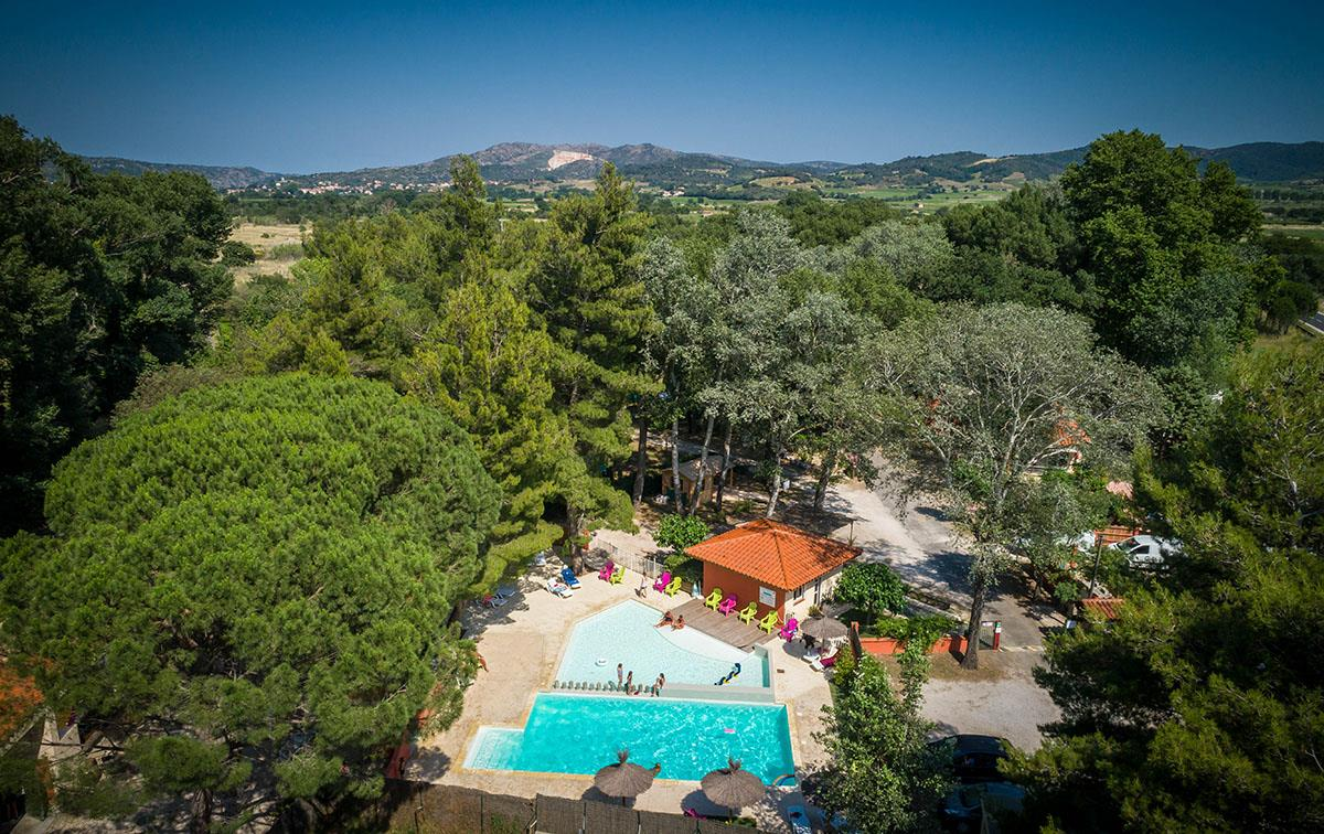 Mare, piscina Camping La Tour de France*** - Latour-de-France