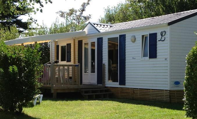 Cottage CONFORT 6/8 pers  (3 Zimmer)