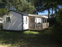 Cottage PRIVILEGE 6/8 pers 33 m² (3 chambres)