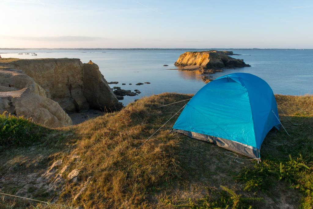 Sea Green - Camping Les Iles