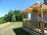 Rental - Mobile home SUPER MERCURE ACCESS - 2015 - Camping de Nevers
