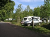 Pitch - Nature Package, Without Electricity - Camping de Nevers