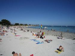 Plages Camping Les Hortensias - Loctudy