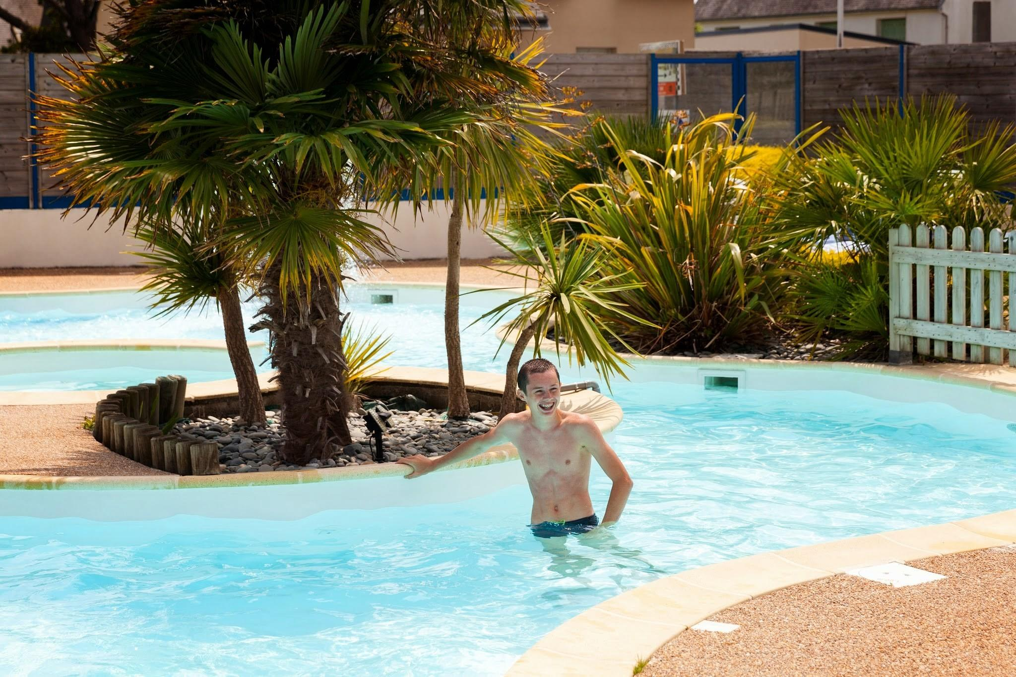 Leisure Activities Camping Les Hortensias - Loctudy