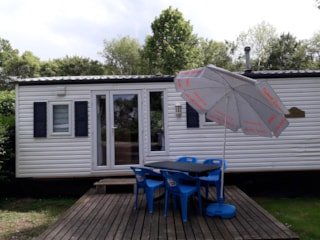 Mobilhome Willerby Cottage 1-4 Persons 2 Bedrooms And A Living Area