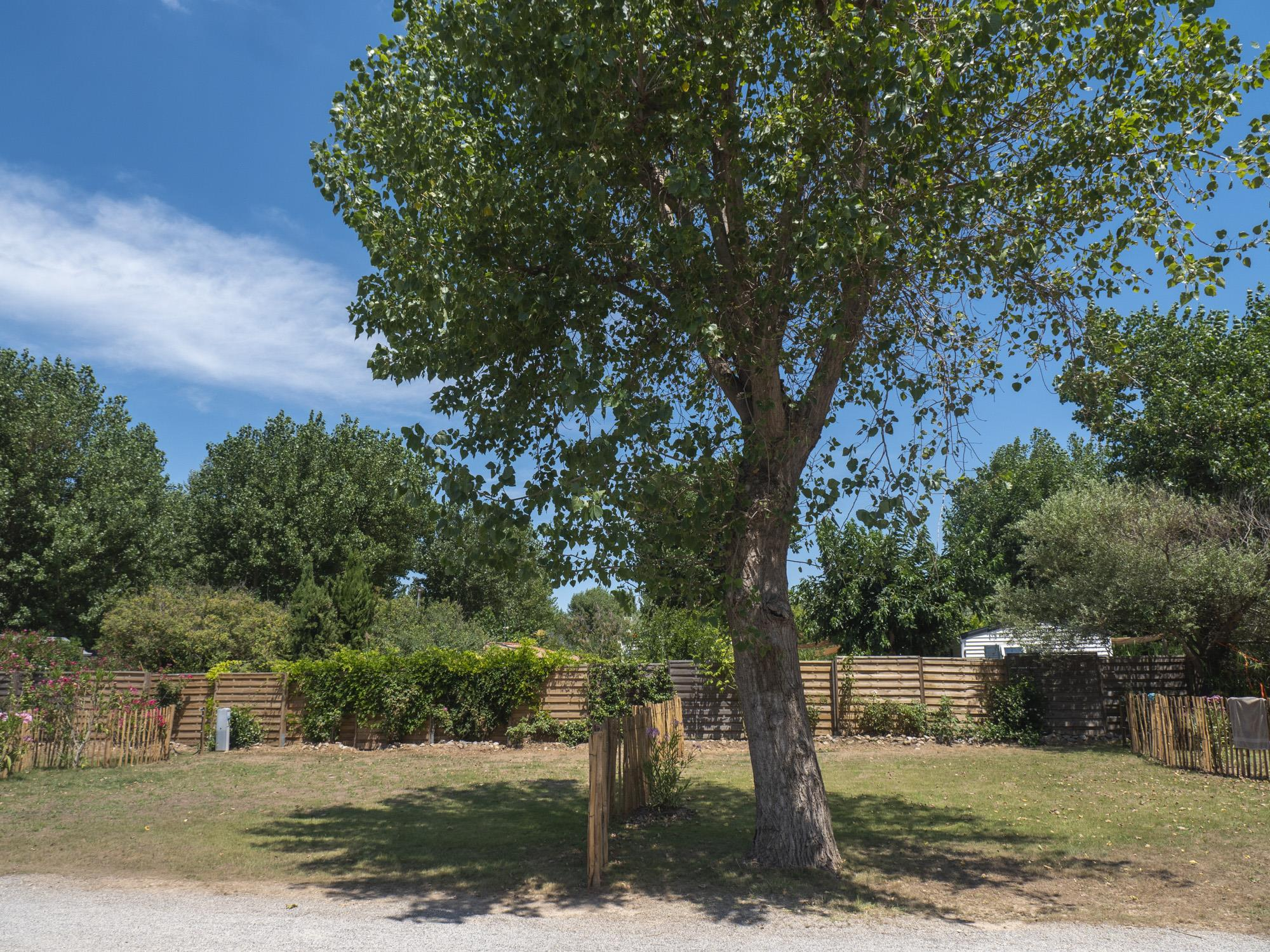 PLAGE Clos de la Grangette Pitch +/-100m² + 1 vehicle + 10A electricity