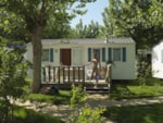 Huuraccommodaties - COTTAGE 4/6 pers 2 ka 24m² - Camping Serignan Plage Nature