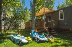 Cottage Lagon 3 Bedrooms **** 7 Pers.