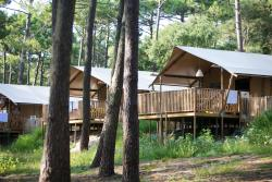 Huuraccommodatie - Sunset Lodge -- Premium 2019 ! - Camping Eurosol