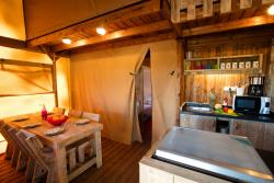 Huuraccommodatie - Safari Lodge - Camping Eurosol