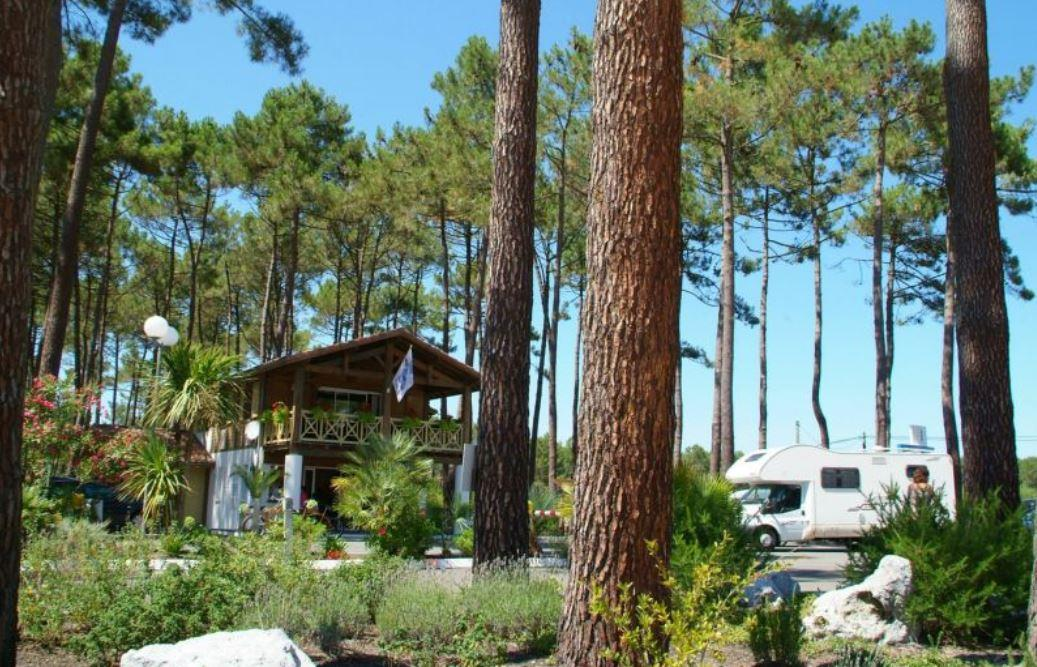 Establishment Camping Eurosol - Saint Girons Plage