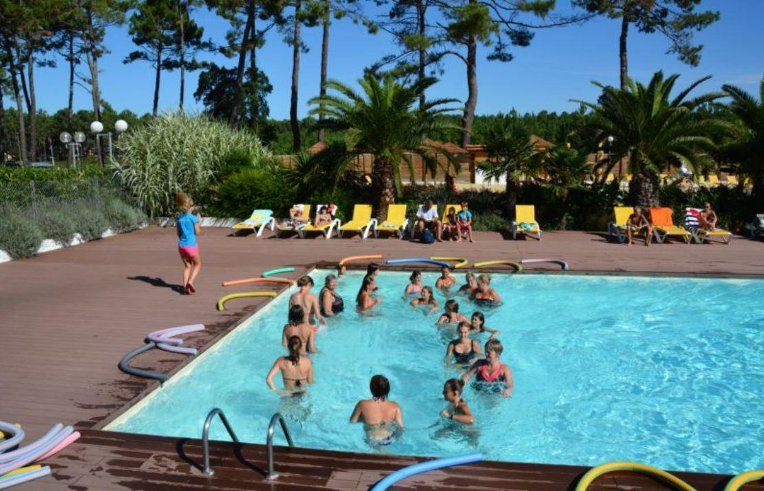 Leisure Activities Camping Eurosol - Saint Girons Plage