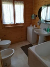 Rental - Bungalow Poppy - Camping Il Melo