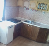 Rental - Holiday Home + Caravan Rosa - Camping Il Melo