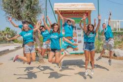 Entertainment organised Camping Lvl Les Ayguades - Gruissan
