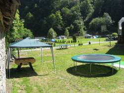Pitch - Emplacement - CAMPING LE GR 10