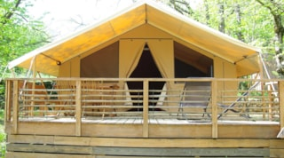 Tente Lodge D 25M² 5 Pers.