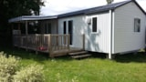 Rental - Cottage Grand Large + Half-Covered Terrace - Camping Le Diben
