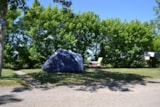 Pitch - Pitch Trekking Package by bike with tent - Camping La Grande Vallée