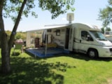 Pitch - Package Pitch + 1 Vehicle + Electricity - Camping La Grande Vallée